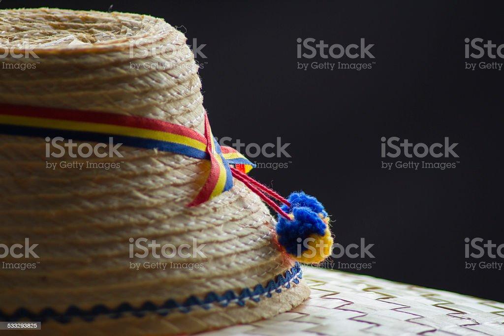 Die Maramures traditionelle Hut – Foto