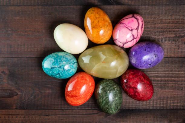 Die marselige Blume der Eier – Foto