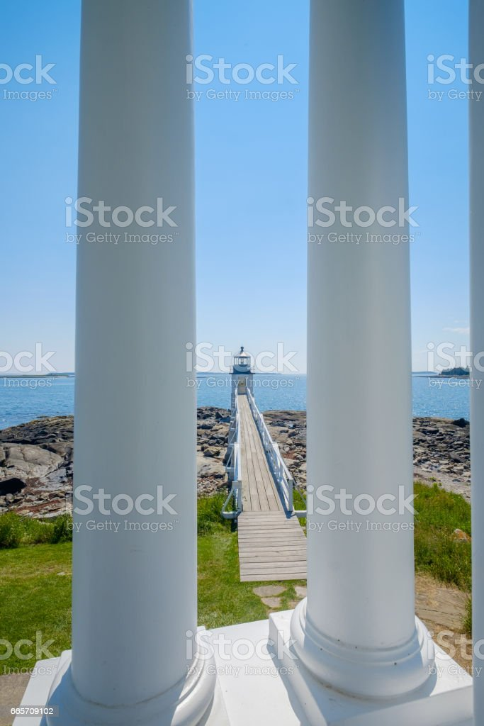 Foto de The Marshall Point Lighthouse From The Light Keepers