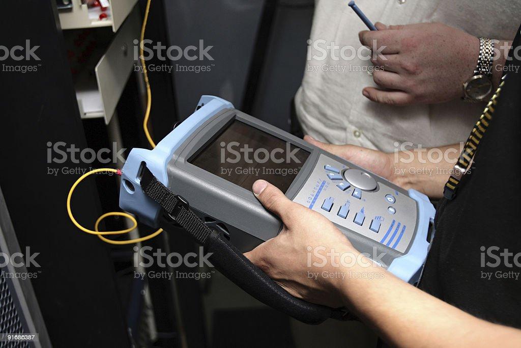 The measurement stock photo