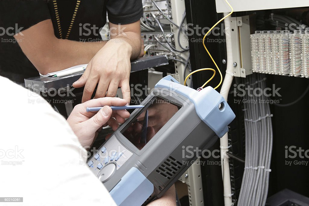The measurement royalty-free stock photo