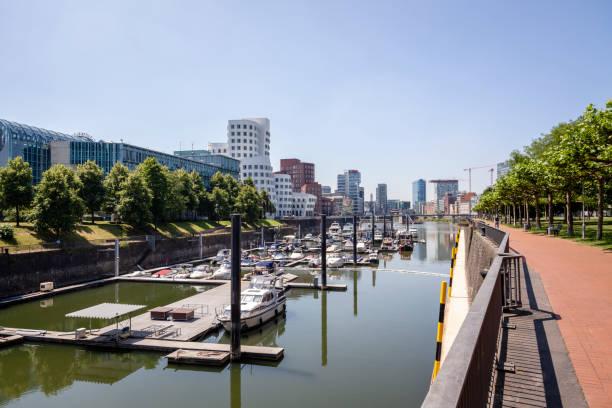 Der MedienHafen in Düsseldorf – Foto