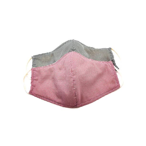 Die medizinische Maske handgefertigt zum Schutz von Viren und Staub. – Foto
