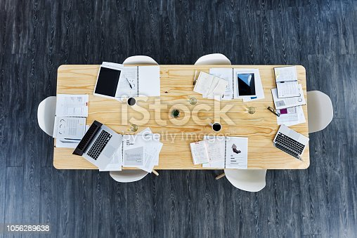 istock The meeting will resume shortly 1056289638