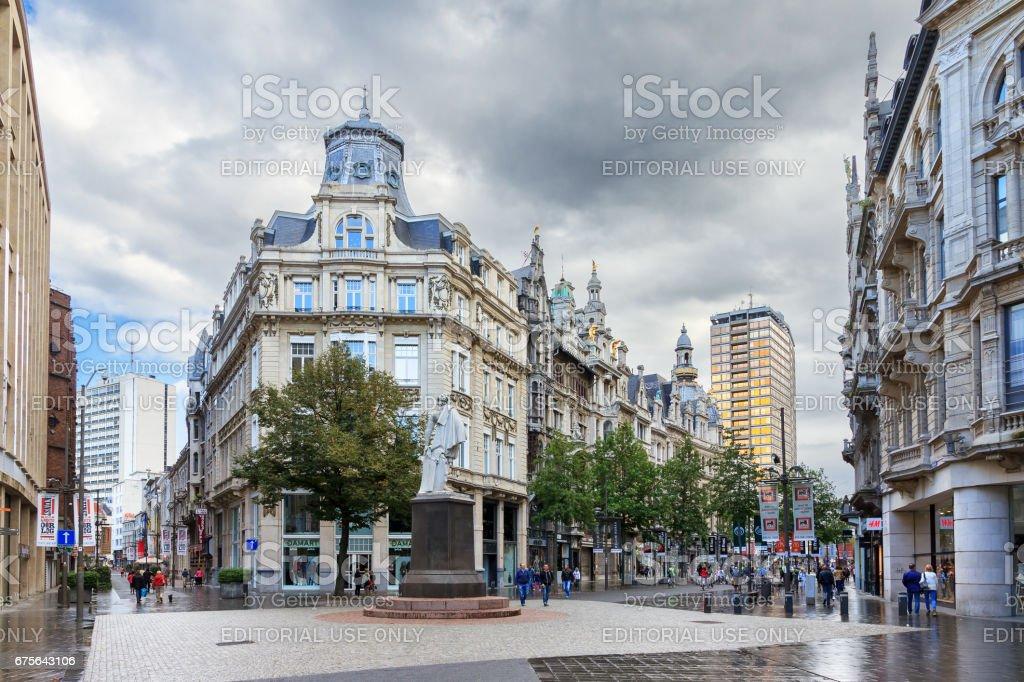 Le Meir Anvers - Photo