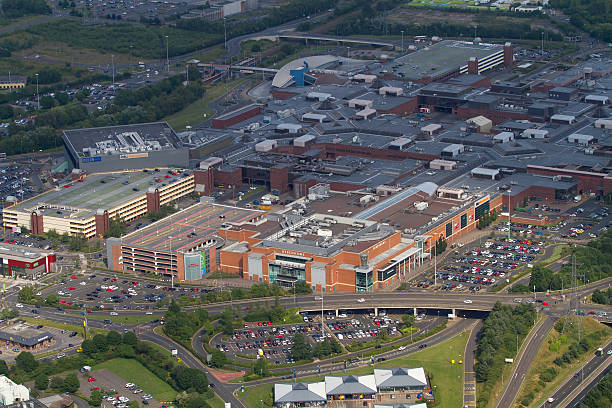 the metro centre - gateshead stock photos and pictures