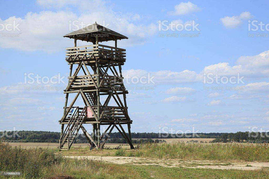 The Miedzyrzecz Fortification Region - MRU. royalty-free stock photo
