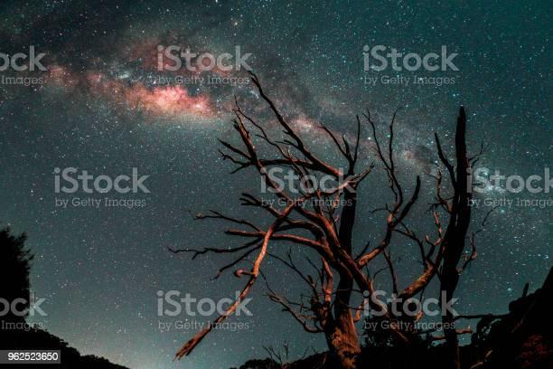 Foto de La Voie Láctea Dans L Hémisphère Sud e mais fotos de stock de Astronomia