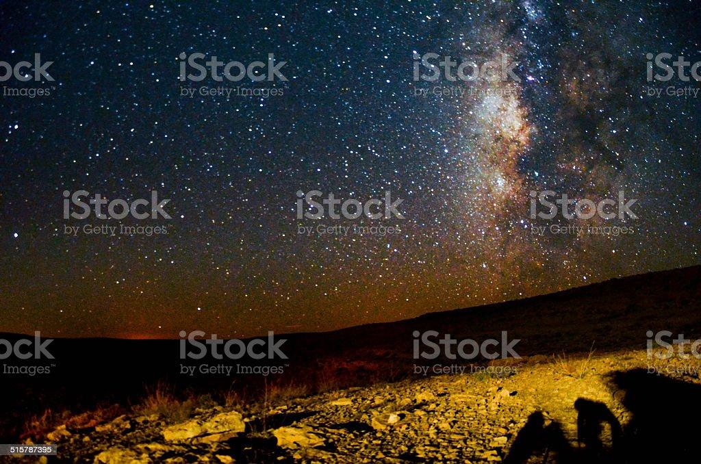 「Milky Way ロイヤリティフリーストックフォト