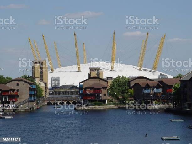 The Millennium Dome - Fotografias de stock e mais imagens de Arco - Caraterística arquitetural