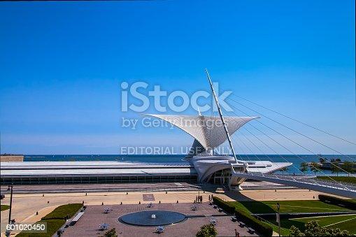 istock The Milwaukee Art museum 601020450