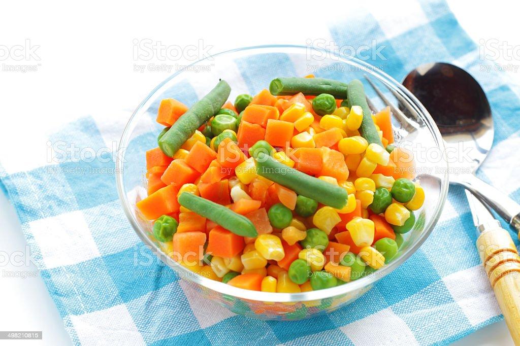 、野菜のボウル ストックフォト