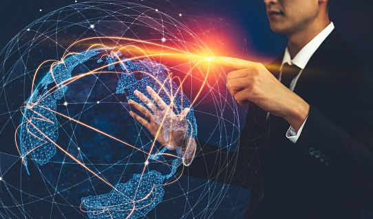 680917060 istock photo The modern creative communication and internet network connect in smart city 1250576843