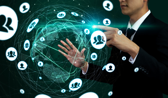 680917060 istock photo The modern creative communication and internet network connect in smart city 1252264685
