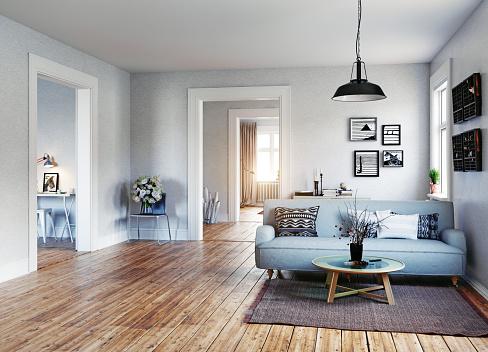 The Modern interior