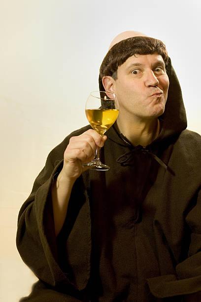The Monk und seine Wein – Foto