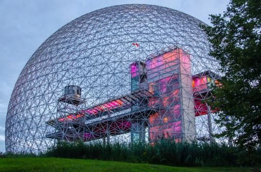 istock The Montreal Biosphere 184712562