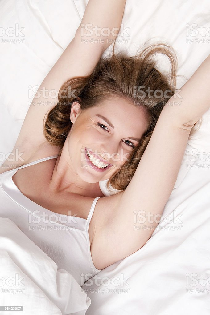 The morning royalty-free stock photo