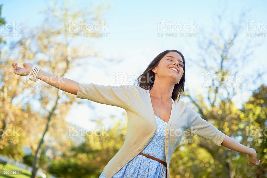 The most amazing day... stock photo
