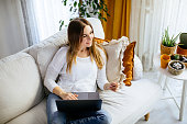 istock The most comfortable place to make payments 1214090775