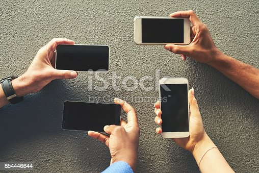 istock The most handy device to have today 854446644