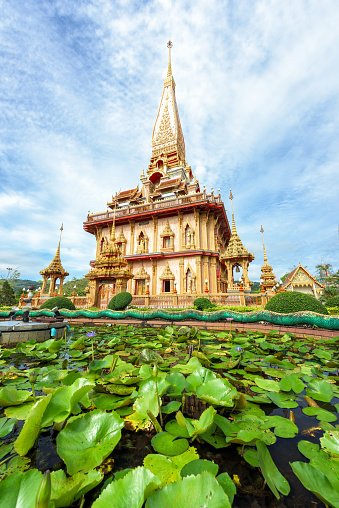 istock The most important of buddhist temples of Phuket is Wat Chalong or formally Wat Chaiyathararam in Phuket, Thailand. 949070588
