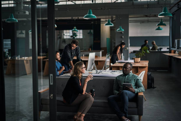 Das produktivste Arbeitsumfeld der Branche – Foto