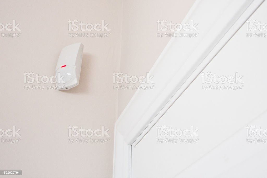 The Motion Sensor Was Triggered When The Door Was Open The Home