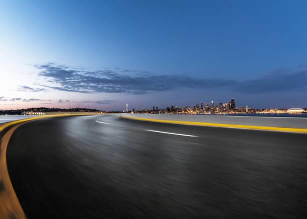 die Motorsport-Strecke – Foto
