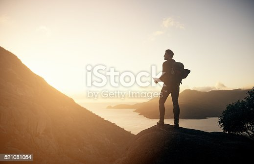 istock The mountains are calling and I must go 521081054