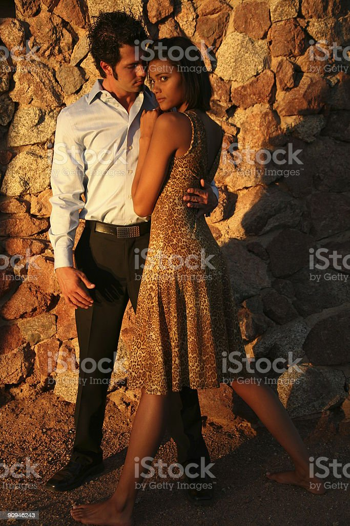 The Move. royalty-free stock photo