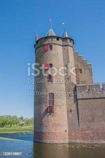 istock The Muiderslot At Muiden The Netherlands 1326418607