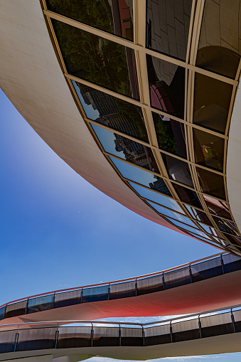 The Museum of Contemporary Art of Niterói (MAC) was designed by Oscar Niemeyer, a very important Brazilian architect. In 2020, the Museum of Contemporary Art was elected, by the Project Management Institute (PMI), as one of the 10 most influential works of architecture in the last 50 years.