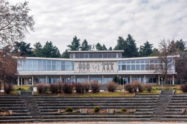 The Museum of Yugoslav History, or