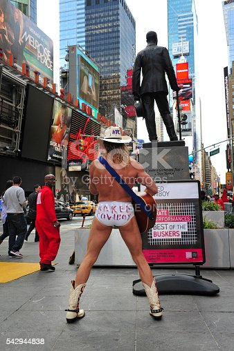 The naked cowboy new york foto 16