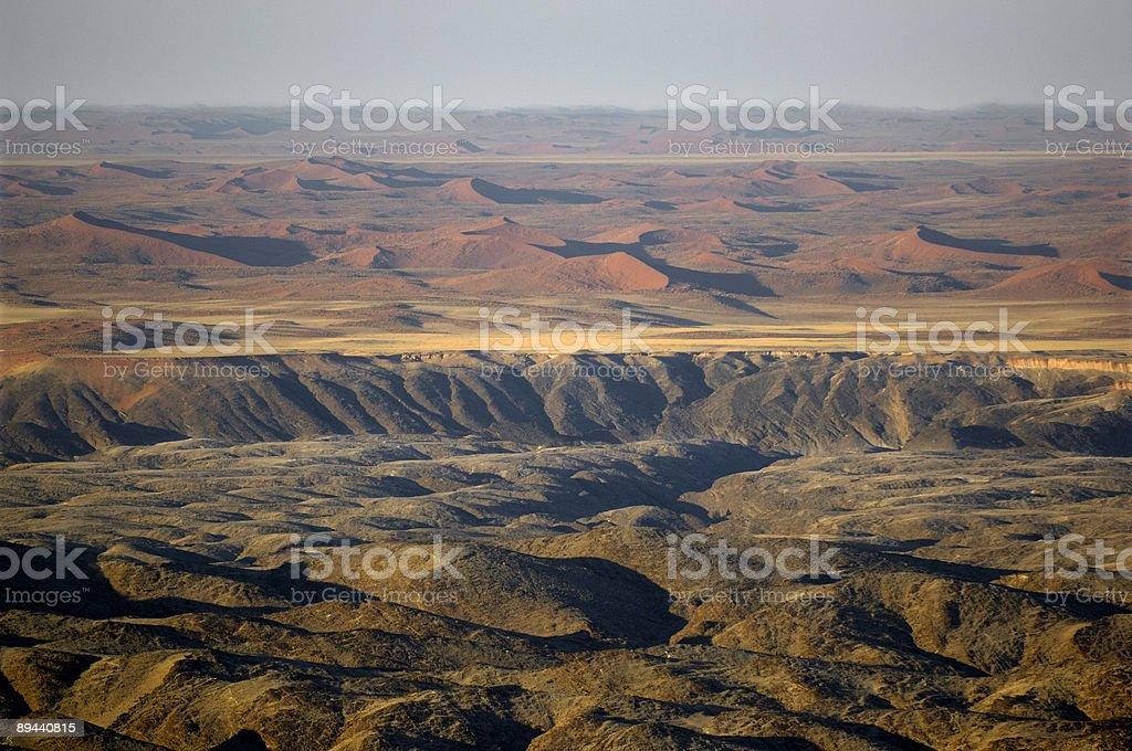 The namib desert royalty-free stock photo