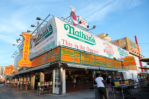 The Nathans Stock Photo - Download Image Now