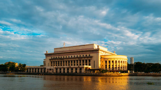 The National Post Office of the Philippines