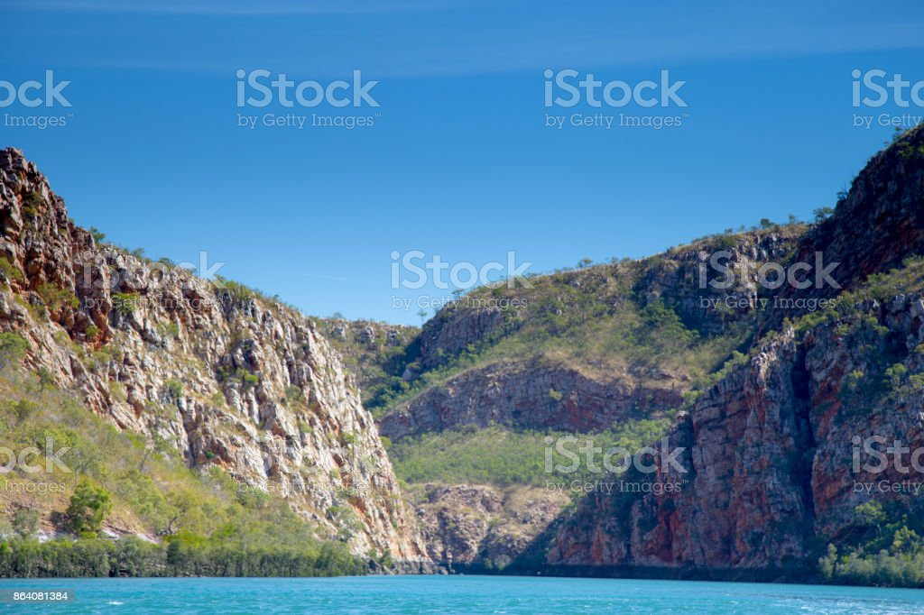 The natural beauty of the Kimberley, Australia royalty-free stock photo