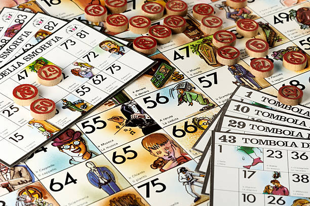 Best Tombola Lottery Numbers Stock Photos, Pictures & Royalty-Free