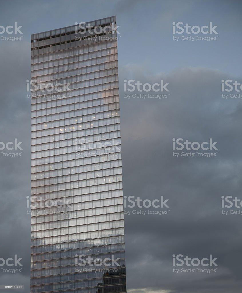 The New 7 World Trade Center Stock Photo - Download Image