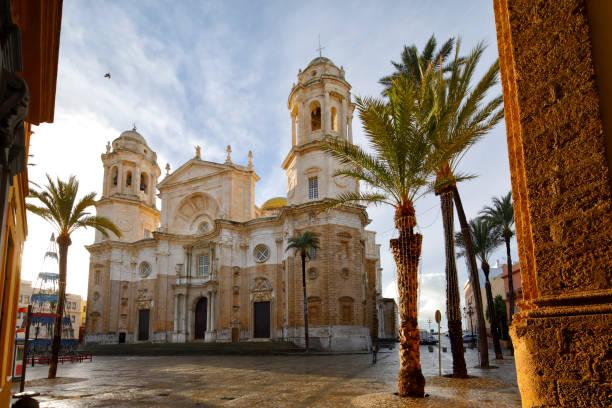 Die neue Kathedrale, Cadiz, Spanien – Foto