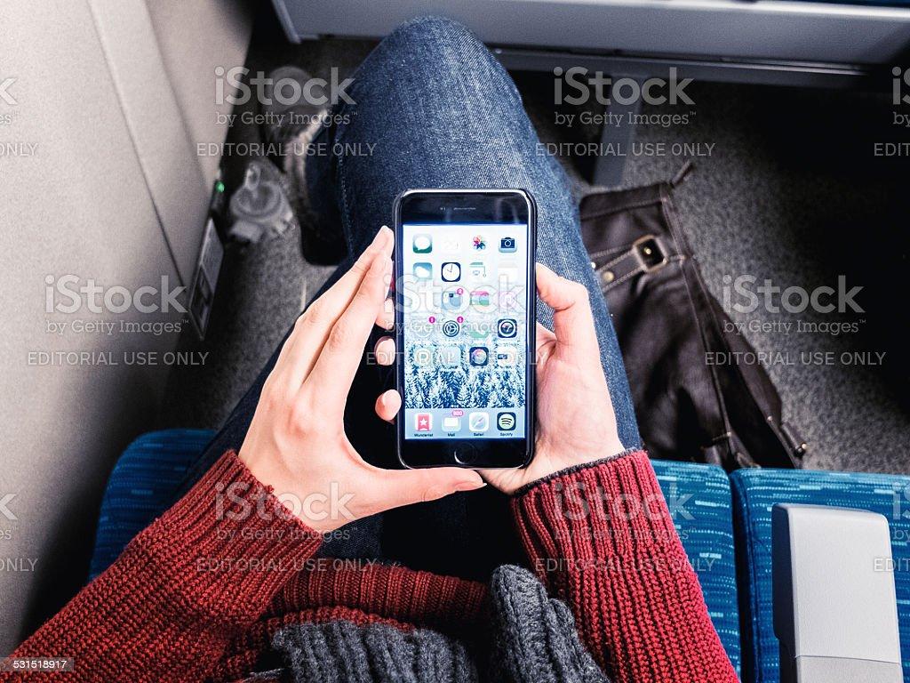 Die neue iPhone 6 – Foto