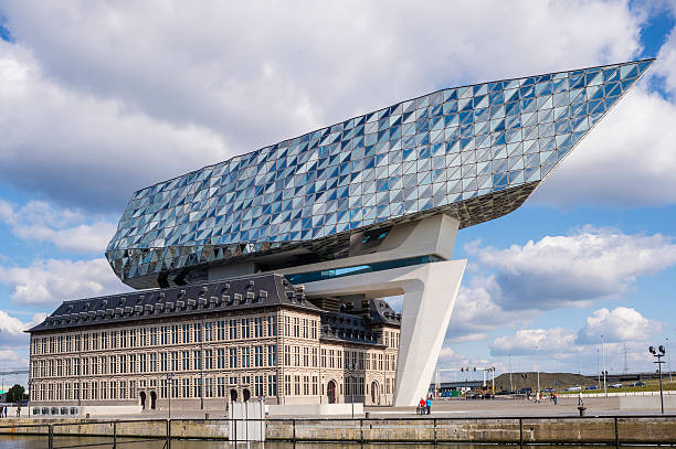 The new Port House of Antwerp - Photo