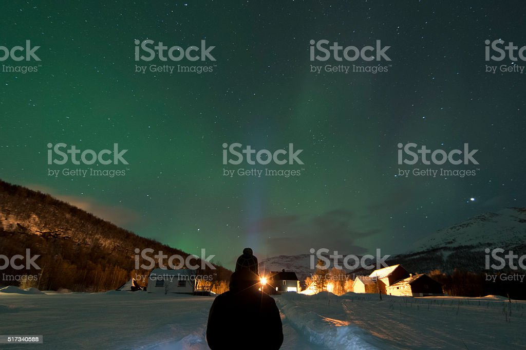 The Night Expedition royalty-free stock photo
