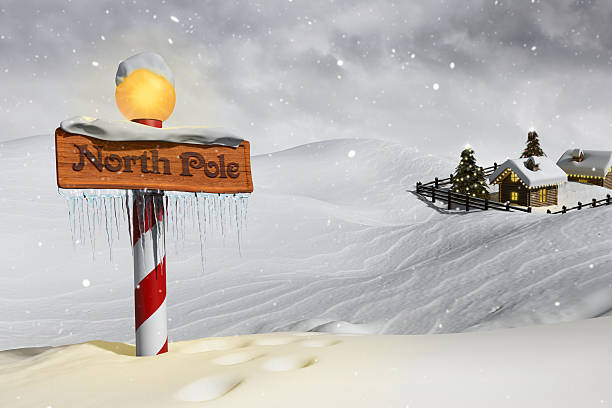 Den Nordpol – Foto