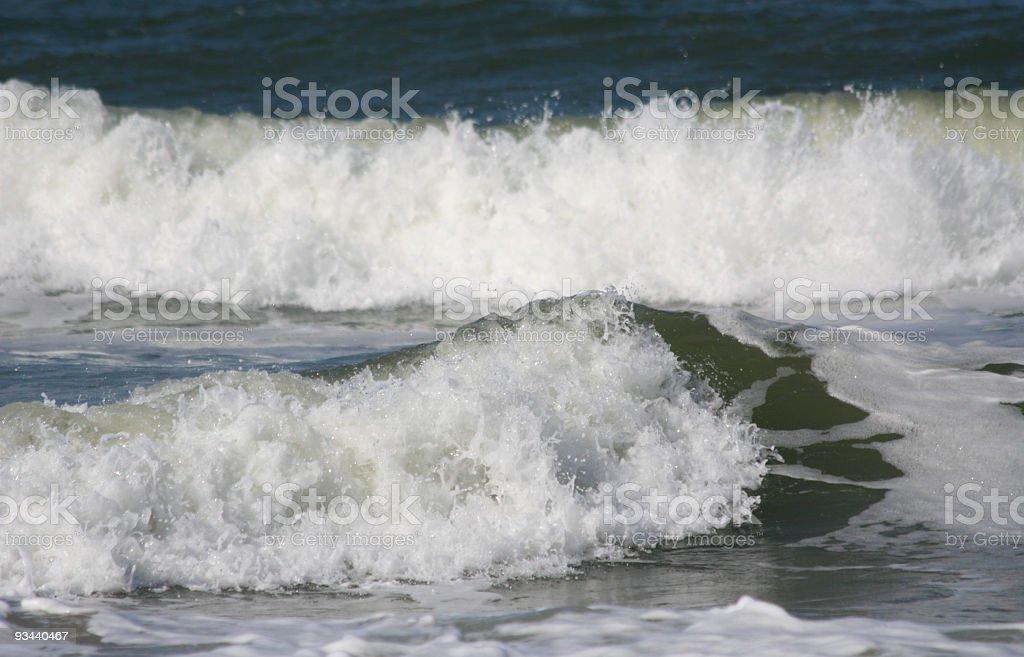 Zum Nordseestrand Lizenzfreies stock-foto