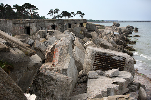 The Northern Forts ruins