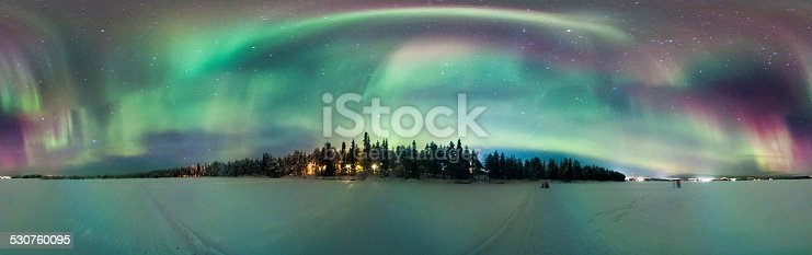 istock The northern Lights 530760095