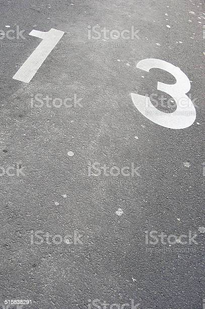 The number 13 sprayed with white color on stone picture id515838291?b=1&k=6&m=515838291&s=612x612&h=hjgnlln0ucgq8 od gx7nhnchqpfphhbu8xif1hiuzs=